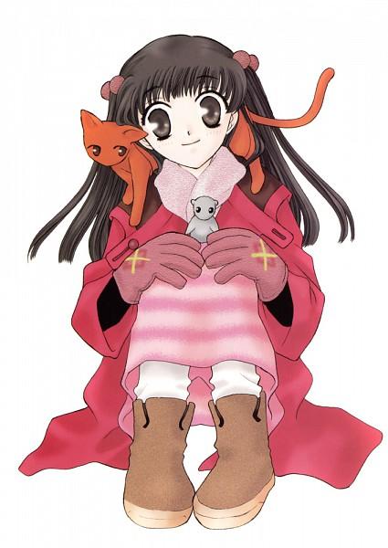 Tags: Anime, Takaya Natsuki, Fruits Basket, Honda Tohru, Sohma Kyo (cat), Sohma Yuki (rat), Sohma Kyo, Sohma Yuki