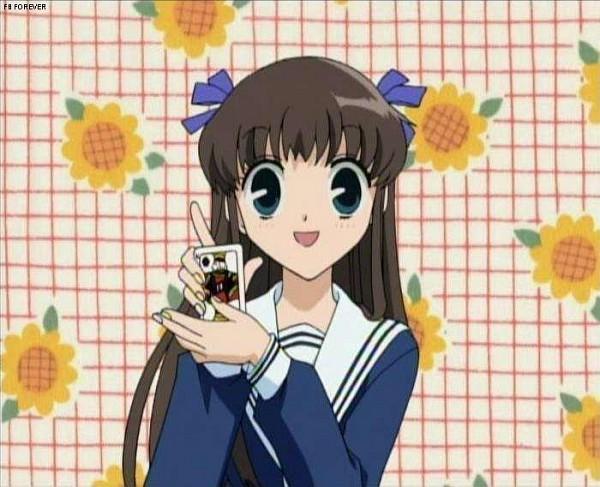 Tags: Anime, Fruits Basket, Honda Tohru