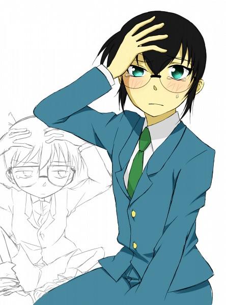 Hondou Eisuke - Meitantei Conan