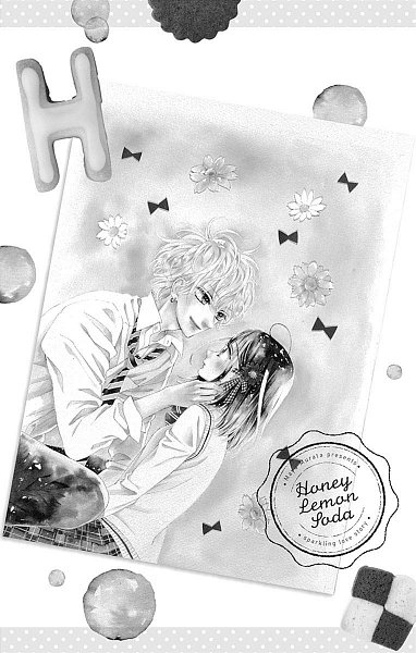 Tags: Anime, Murata Mayu, Honey Lemon Soda, Miura Kai, Ishimori Uka, Official Art, Manga Page