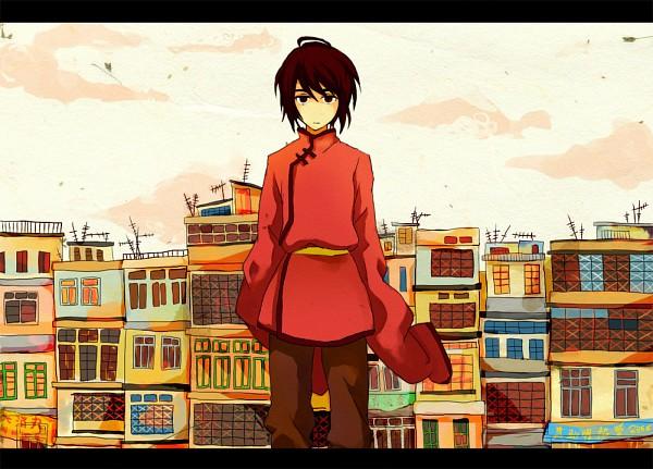 Tags: Anime, Shoumu, Axis Powers: Hetalia, Hong Kong, Pixiv, Fanart From Pixiv, Fanart, Asian Countries