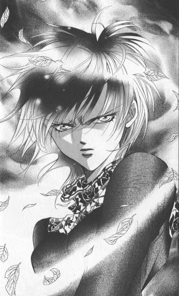 Tags: Anime, Nakamura Yoshiki, Skip Beat!, Mogami Kyoko, Hongo Mio, Official Art, Scan, Manga Page