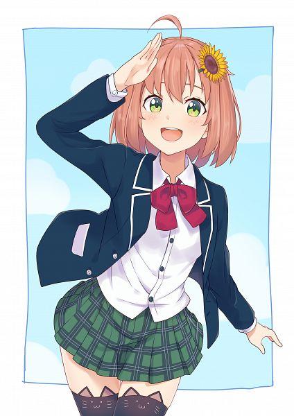 Tags: Anime, Pixiv Id 8544406, Nijisanji, Honma Himawari (Channel), Honma Himawari