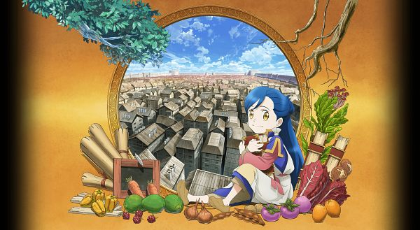 Honzuki no Gekokujou (Ascendance Of A Bookworm: Stop At Nothing To Be A Librarian)