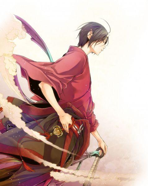 Tags: Anime, Kai Shizimi, Hoozuki no Reitetsu, Hoozuki (Hoozuki no Reitetsu), Fanart From Pixiv, Pixiv, Fanart