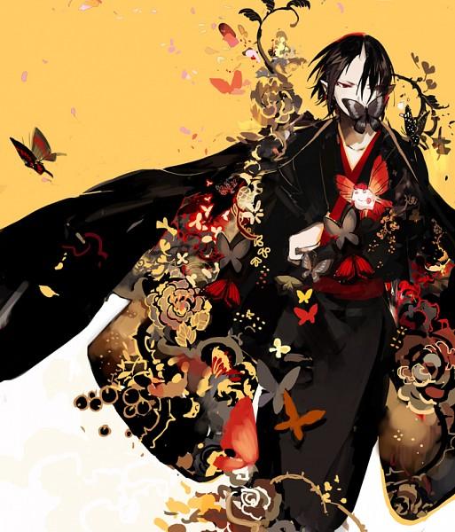 Tags: Anime, STAR Shadow Magician, Hoozuki no Reitetsu, Hoozuki (Hoozuki no Reitetsu), Fanart From Pixiv, Pixiv, Fanart