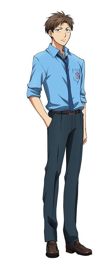 Hori Masayuki - Gekkan Shoujo Nozaki-kun
