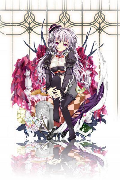 Tags: Anime, Hasshin Aki Ichi, Kyoukai Senjou no Horizon, Horizon Ariadust