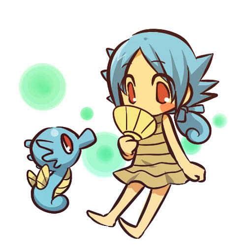 Horsea - Pokémon