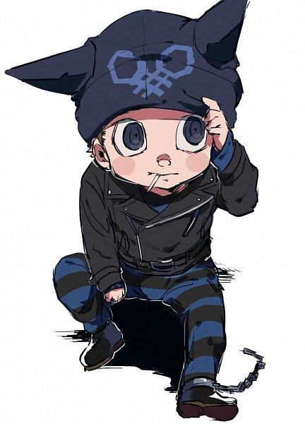 Tags: Anime, New Danganronpa V3, Hoshi Ryouma