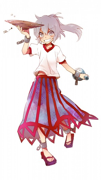 Hoshiguma Yuugi (Cosplay) - Hoshiguma Yuugi