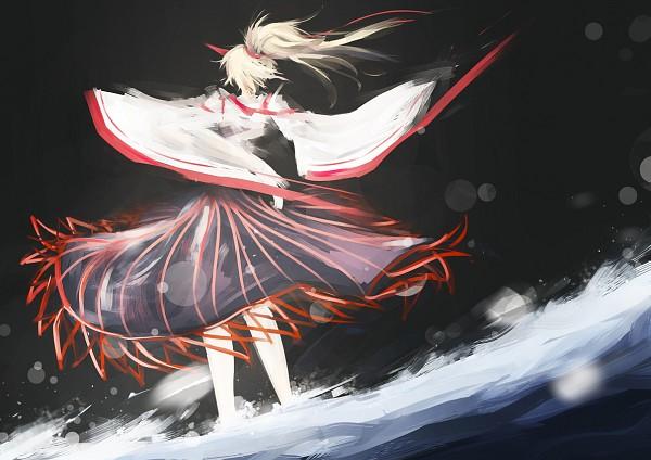 Tags: Anime, Arufa (Hourai-sugar), Touhou, Hoshiguma Yuugi, Yuugi Hoshiguma