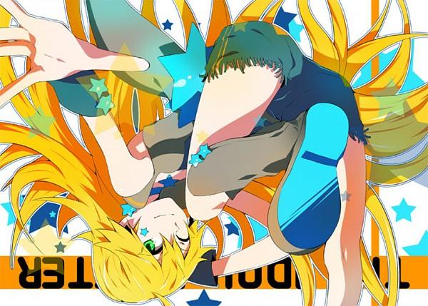 Tags: Anime, THE iDOLM@STER, Hoshii Miki
