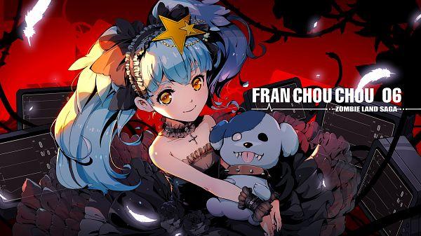 Tags: Anime, pcw, Zombieland Saga, Hoshikawa Lily, Fanart From Pixiv, Pixiv, Fanart