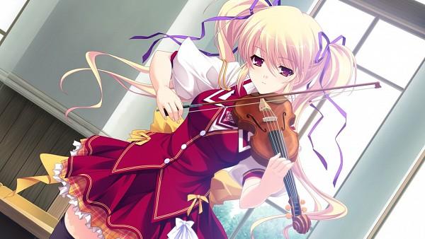 Tags: Anime, Satou Satoru, PeasSoft, Kimi wo Aogi Otome wa Hime ni, Hoshikawa Maiki, Wallpaper, CG Art
