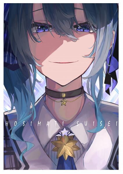 Tags: Anime, Pixiv Id 12599080, Hololive, Suisei Channel, Hoshimachi Suisei