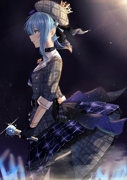 Tags: Anime, Pixiv Id 17152655, Hololive, Suisei Channel, Hoshimachi Suisei, Fanart From Pixiv, Pixiv, Fanart