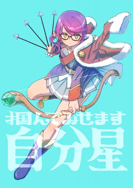 Tags: Anime, Pixiv Id 5255185, Shoujo☆Kageki Revue Starlight, Hoshimi Junna, Fanart