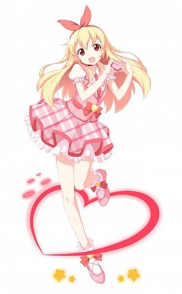 Tags: Anime, Chomo (Asymmate), Aikatsu!, Hoshimiya Ichigo, Fanart From Pixiv, Mobile Wallpaper, Pixiv, Fanart