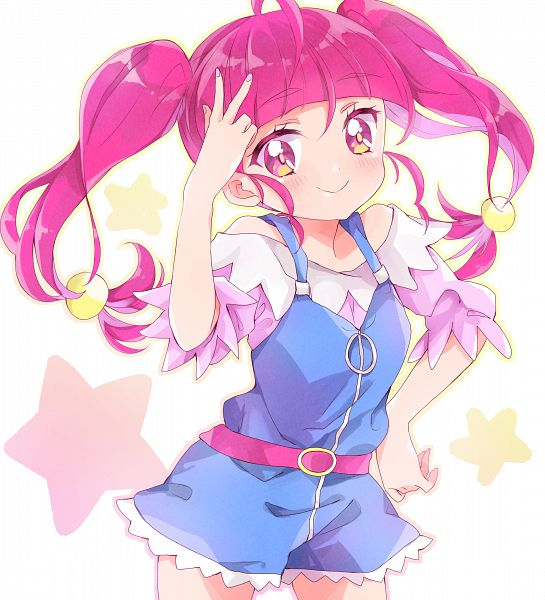 Tags: Anime, Pixiv Id 4682785, Star☆Twinkle Precure, Hoshina Hikaru, Fanart, Fanart From Pixiv, Pixiv