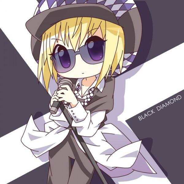 Tags: Anime, Mirai (Sugar), Shugo Chara!, Hoshina Utau, Pixiv, Black Diamond