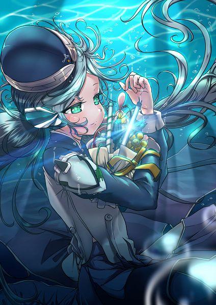 Tags: Anime, Pixiv Id 236529, Planetarian: Chiisana Hoshi no Yume, Hoshino Yumemi