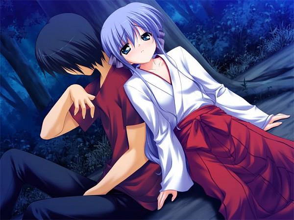 Tags: Anime, Front Wing, Hoshiuta, Suou Kazuhiko, Yamabuki Renge, CG Art