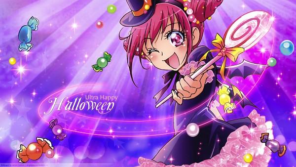 Tags: Anime, Kawamura Toshie, Smile Precure!, Hoshizora Miyuki, HD Wallpaper, Wallpaper, Tumblr