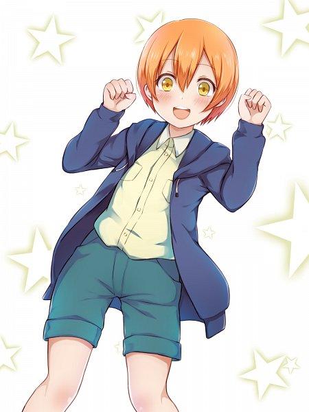 Tags: Anime, Pixiv Id 9513973, Love Live!, Hoshizora Rin, Fanart From Pixiv, Pixiv, Fanart