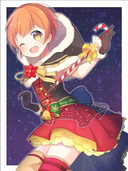 Tags: Anime, Pixiv Id 12555597, Love Live!, Hoshizora Rin, Fanart From Pixiv, Pixiv, Fanart