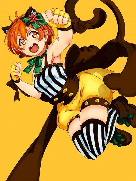 Tags: Anime, Pixiv Id 2102737, Love Live!, Hoshizora Rin, Pixiv, Fanart, Fanart From Pixiv