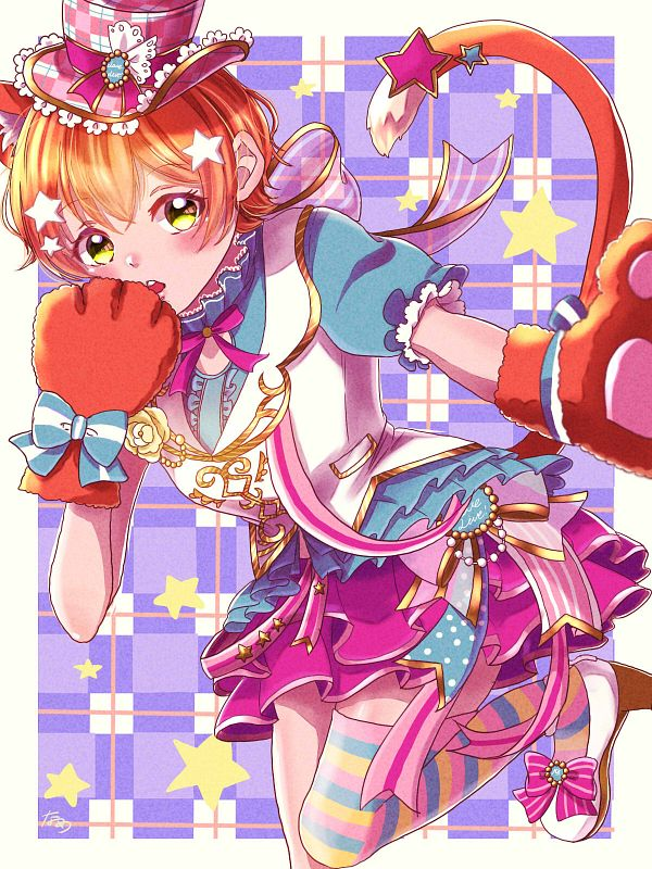 Tags: Anime, Pixiv Id 3992641, Love Live!, Hoshizora Rin, Pixiv, Fanart, Fanart From Pixiv, Rin Hoshizora