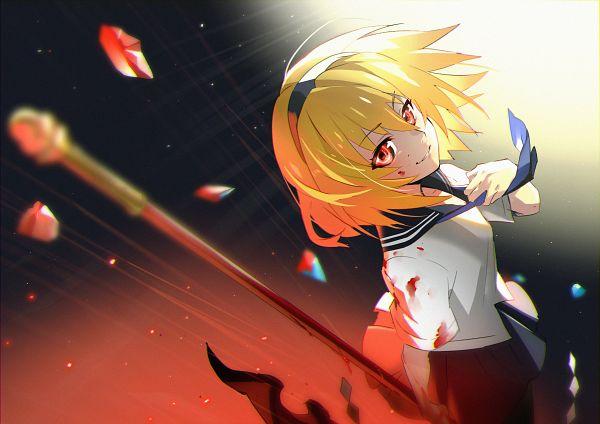 Tags: Anime, Pixiv Id 63497499, Higurashi no Naku Koro ni, Houjou Satoko, 3508x2480 Wallpaper, HD Wallpaper, Wallpaper