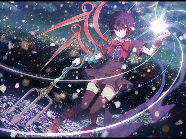 Tags: Anime, Kikugetsu, Touhou, Houjuu Nue, Pixiv, Fanart, Fanart From Pixiv, Nue Houjuu