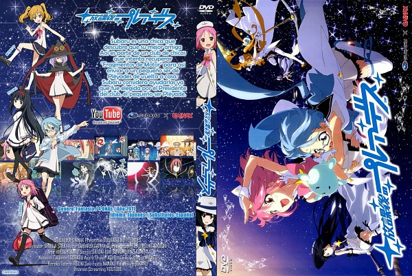 Tags: Anime, Houkago no Pleiades, Wish Upon The Pleiades