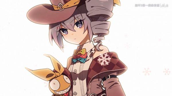Tags: Anime, Pixiv Id 15404426, Houkai 3rd, Bronya Zaychik, Homu (Houkai 3rd), Mad Hatter (Cosplay), Honkai Impact 3rd