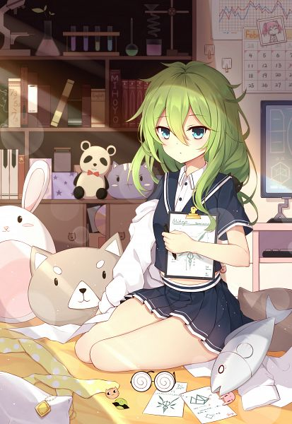 Tags: Anime, Pixiv Id 16800437, Houkai Gakuen, Houkai Gakuen 2, Character Request, Guns Girl Z