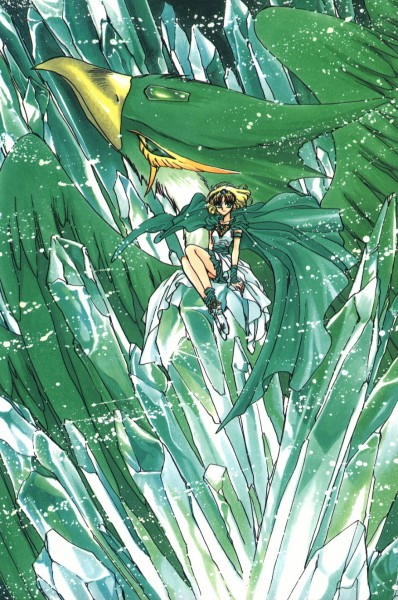 Hououji Fuu - Magic Knight Rayearth