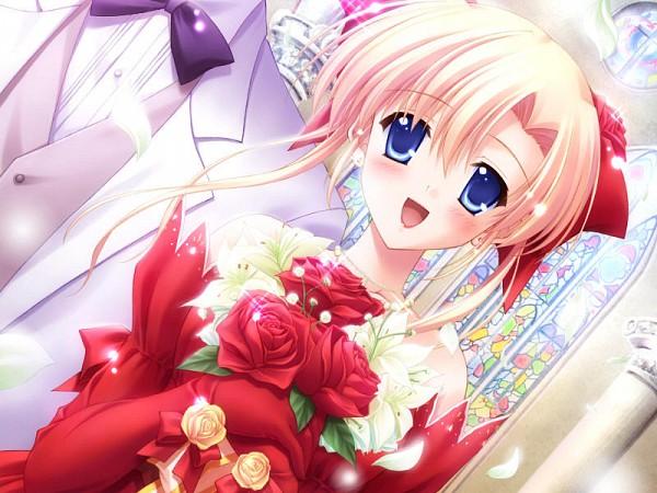 Canvas 2 Anime Characters : Housen elis canvas akane iro no palette zerochan