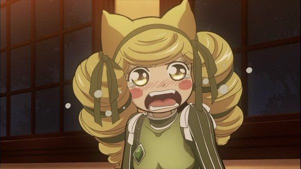 Tags: Anime, Otome Youkai Zakuro, Houzuki (Otome Youkai Zakuro), Screenshot
