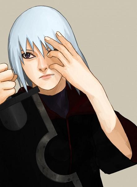 Tags: Anime, Pixiv Id 5423307, NARUTO, Houzuki Suigetsu, Covering Face, Fanart, Fanart From Pixiv, Pixiv