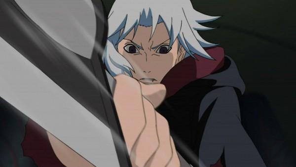 Tags: Anime, NARUTO, Houzuki Suigetsu, Screenshot