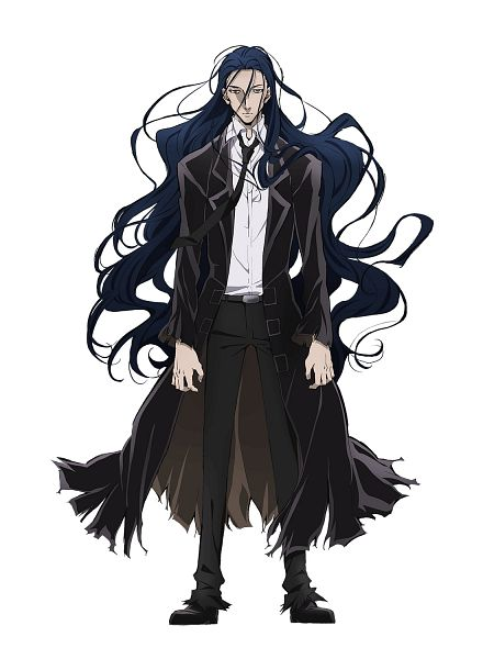 Howard Phillips Lovecraft - Bungou Stray Dogs