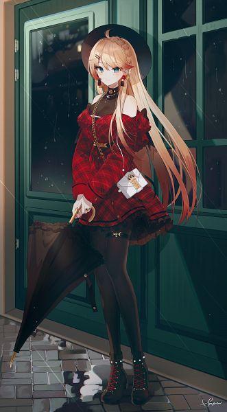 Tags: Anime, snow is, Yostar, Azur Lane, Howe (Azur Lane), Official Art