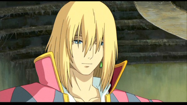 Tags: Anime, Studio Ghibli, Howl no Ugoku Shiro, Howl, Facebook Cover, Wallpaper, Screenshot