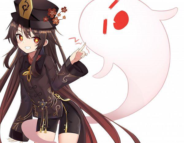 Tags: Anime, Zuozuozds, Genshin Impact, Hu Tao