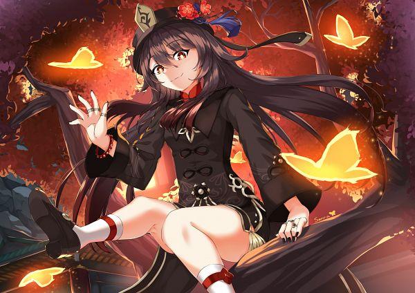 Tags: Anime, Pixiv Id 9178359, Genshin Impact, Hu Tao