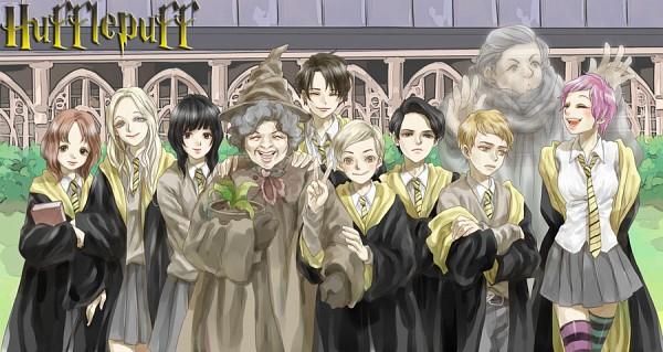 Hufflepuff House - Harry Potter