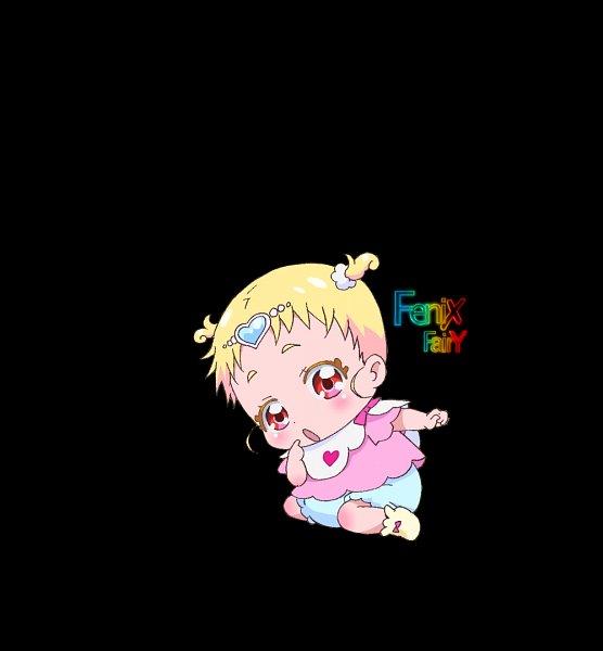 Tags: Anime, Fenixfairy2, HUGtto! Precure, Hug-tan, Fanart From DeviantART, deviantART, Fanart