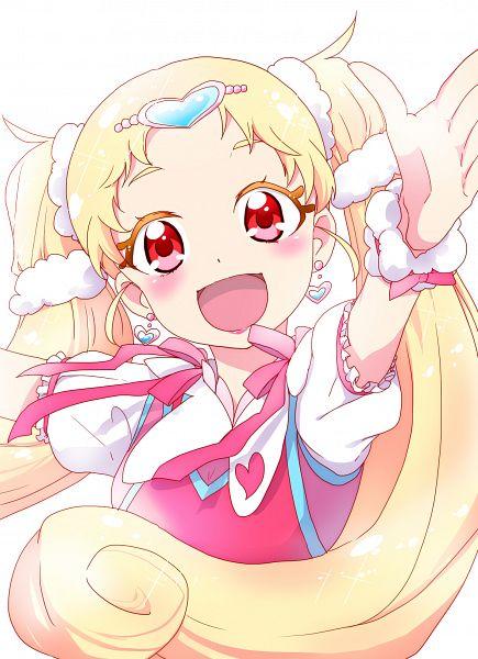 Tags: Anime, Pixiv Id 17440180, HUGtto! Precure, Hug-tan, Fanart From Pixiv, Pixiv, Fanart